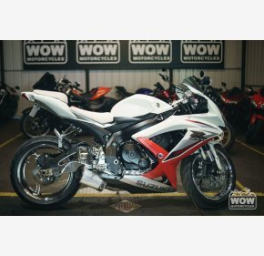 2009 Suzuki GSX-R750 for sale 201003111