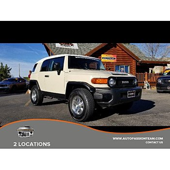 2009 Toyota FJ Cruiser 4WD for sale 101068190