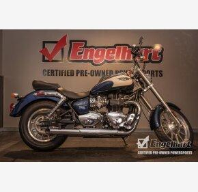 2009 Triumph America for sale 200733354