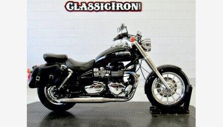 2009 Triumph America for sale 200834311