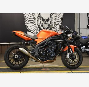 2009 Triumph Speed Triple for sale 200698039