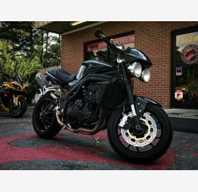 2009 Triumph Speed Triple for sale 200931210