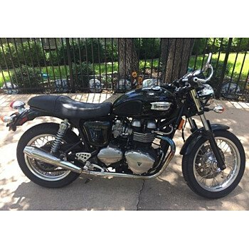2009 Triumph Thruxton for sale 200811337