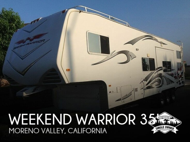 2009 Weekend Warrior model m-3505