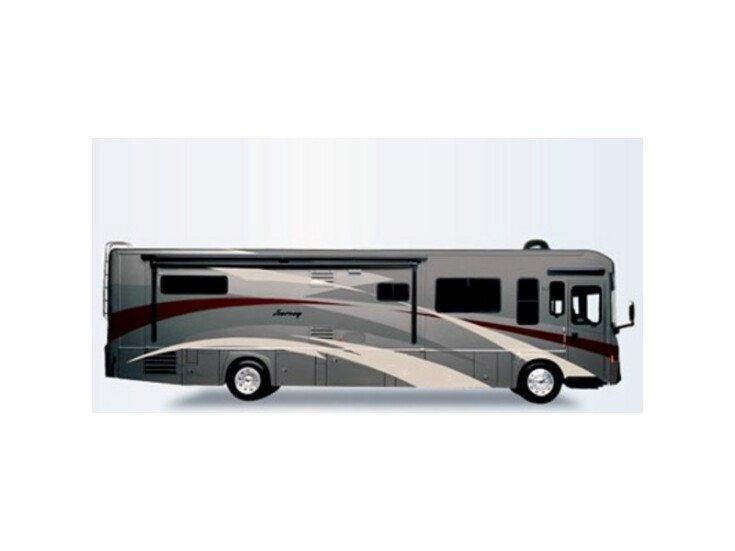 2009 Winnebago Journey 34Y specifications