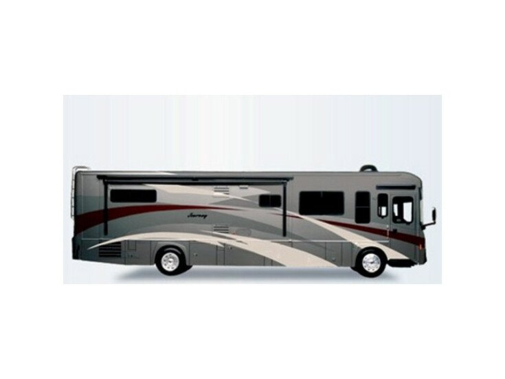 2009 Winnebago Journey 37H specifications