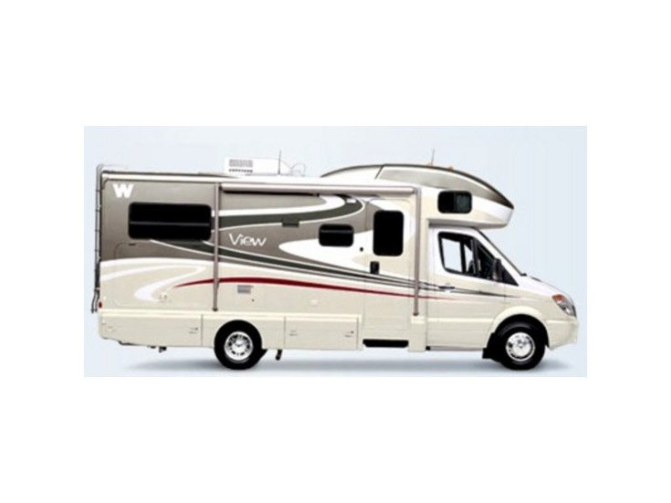 2009 Winnebago View 24A specifications