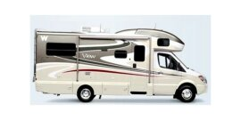 2009 Winnebago View 24H specifications