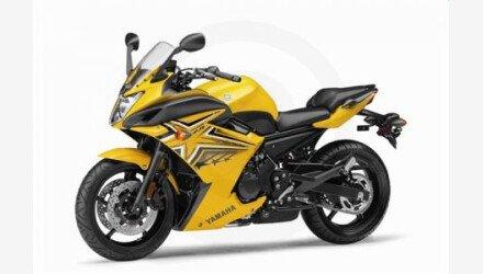 2009 Yamaha FZ6R for sale 200584711