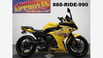 2009 Yamaha FZ6R for sale 200656493