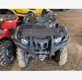 2009 Yamaha Grizzly 550 for sale 200948849