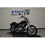 2009 Yamaha V Star 250 for sale 200825079
