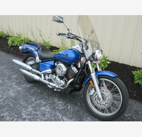 2009 Yamaha V Star 650 for sale 200613149