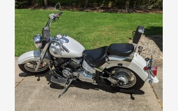 2009 Yamaha V Star 650 for sale 200919466