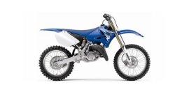 2009 Yamaha YZ100 125 specifications