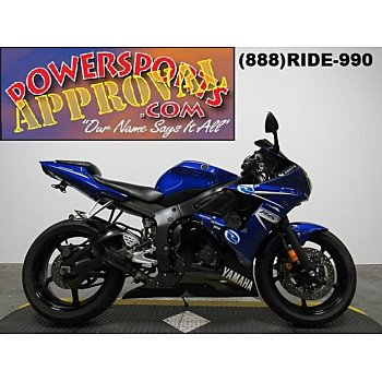 2009 Yamaha YZF-R6 for sale 200431306