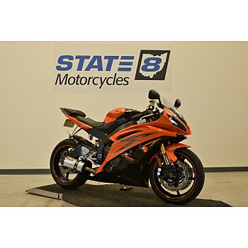 2009 Yamaha YZF-R6 for sale 200632268