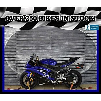 2009 Yamaha YZF-R6 for sale 200653015