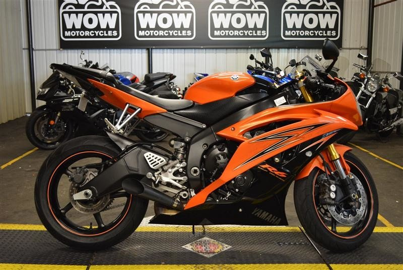 2009 Yamaha Yzf R6 Motorcycles For Sale Motorcycles On Autotrader