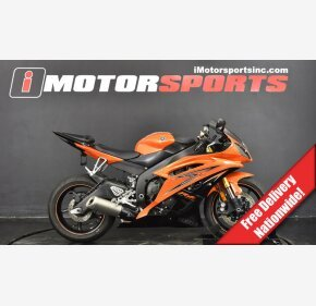 2009 Yamaha YZF-R6 for sale 200699368