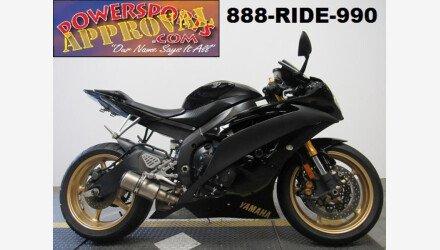 2009 Yamaha YZF-R6 for sale 200710054