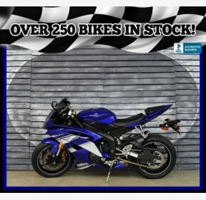 2009 Yamaha YZF-R6 Motorcycles for Sale - Motorcycles on