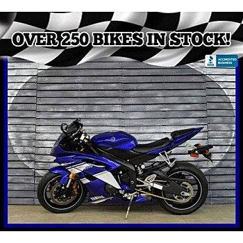 2009 Yamaha YZF-R6 for sale 200743141