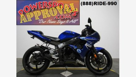 2009 Yamaha YZF-R6 for sale 200780267