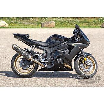 2009 Yamaha YZF-R6 for sale 200787055