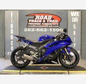 2009 Yamaha YZF-R6 for sale 200805074