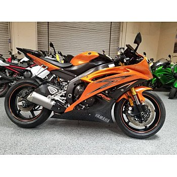 2009 Yamaha YZF-R6 for sale 200822018