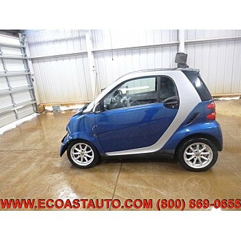 2009 smart fortwo Coupe for sale 101116427
