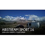 2010 Airstream Sport for sale 300202142