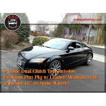 2010 Audi TT 2.0T Premium Plus quattro Cpe for sale 101278887