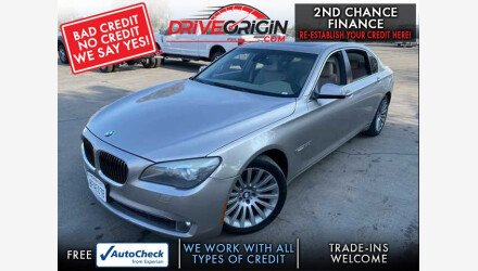 2010 BMW 750Li xDrive for sale 101436532