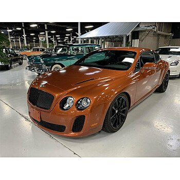 2010 Bentley Continental Supersports Coupe for sale 100982166