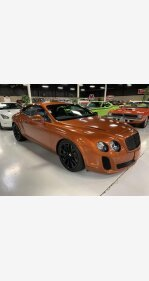 2010 Bentley Continental for sale 100982166