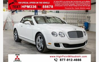 2010 Bentley Continental GTC Convertible for sale 101278431