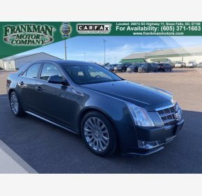 2010 Cadillac CTS for sale 101435374