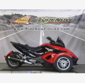 2010 Can-Am Spyder RS-S for sale 200716471