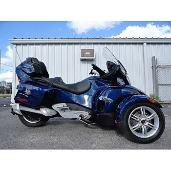 2010 Can-Am Spyder RT Audio & Convenience for sale 200677289