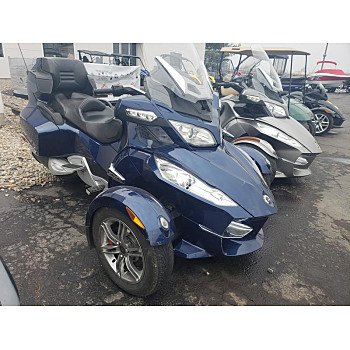 2010 Can-Am Spyder RT-S for sale 200710038