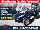 2010 Can-Am Spyder RT-S for sale 201047298
