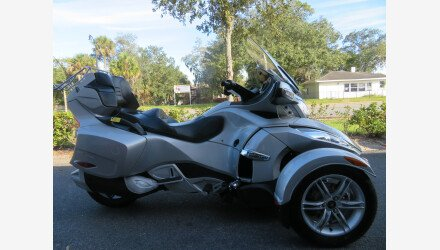 2010 Can-Am Spyder RT for sale 201011654
