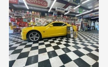 2010 Chevrolet Camaro SS Coupe for sale 101620428