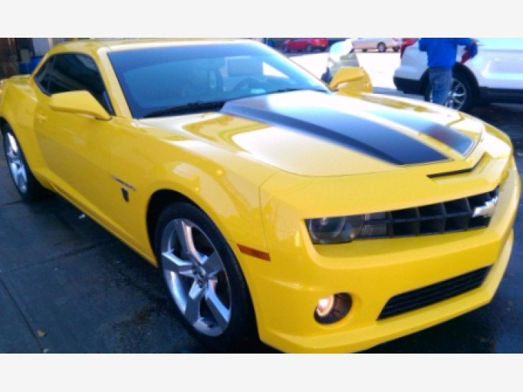 2010 Chevrolet Camaro SS Coupe for sale 100755029