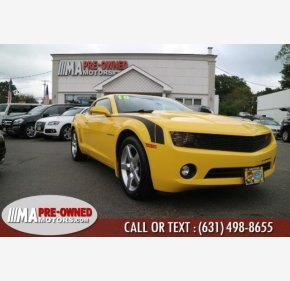 2010 Chevrolet Camaro LT Coupe for sale 101042603