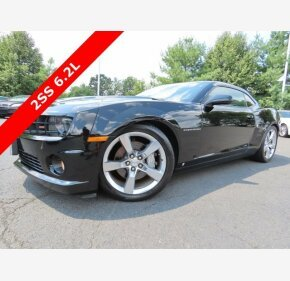 2010 Chevrolet Camaro SS Coupe for sale 101183463