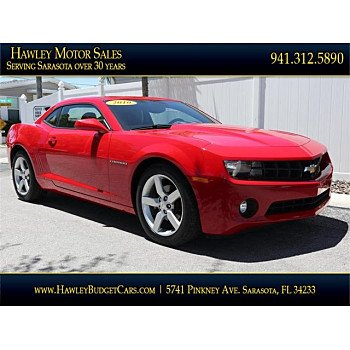 2010 Chevrolet Camaro LT Coupe for sale 101183553