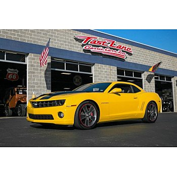 2010 Chevrolet Camaro SS Coupe for sale 101189139